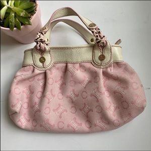 Celine authentic vintage pink mini bag